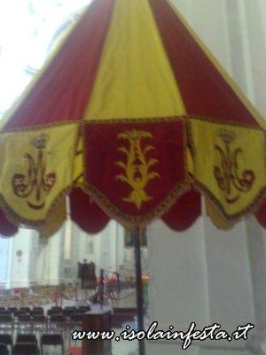 particolari-dell-ombrellone-stemma-della-basilica