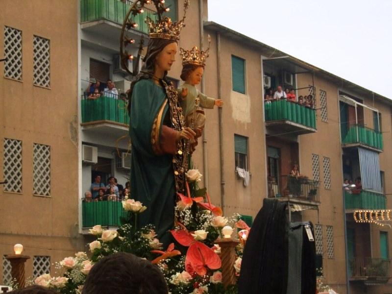 S. Maria Ausiliatrice – Rione Giostra (Messina) – Isola in Festa